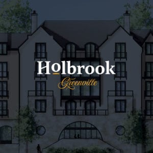 Holbrook of Greenville, SC active living community